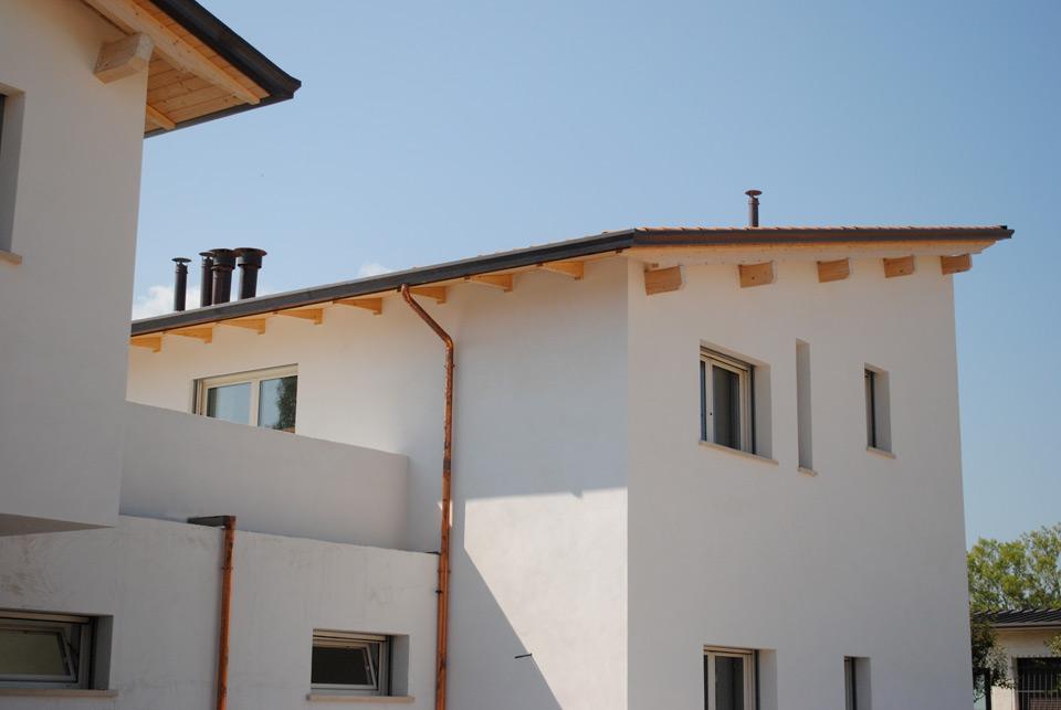 Villa in classe A energetica